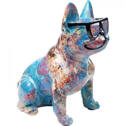 Dekor |Skulptur Cool Dog