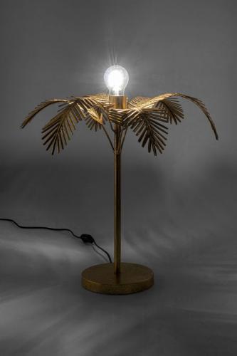Bordslampa Guldpalm