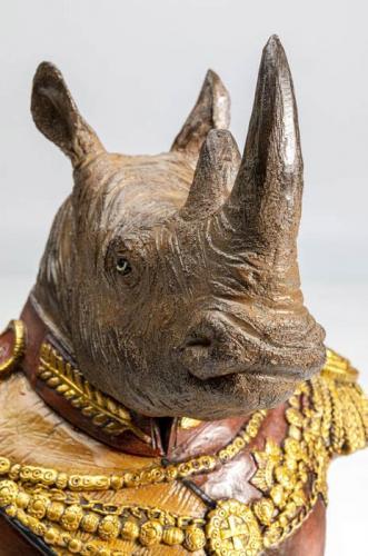 Dekor Skulptur Sir Rhino