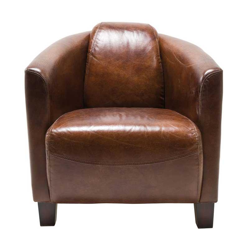 Fåtölj Cigar Lounge Läder