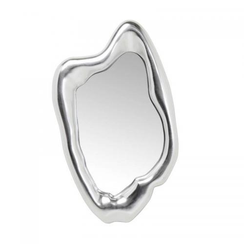 Spegel Floating Silver, 117 cm