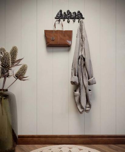 Hängare | Krokar Apor på gren, 5 st