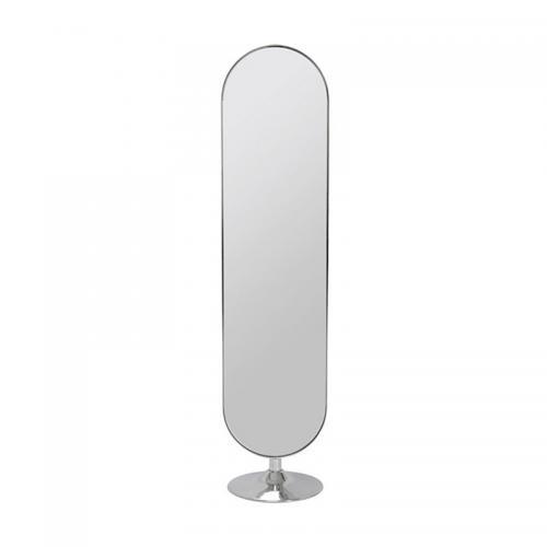 Golvspegel Clean Krom, 170 cm
