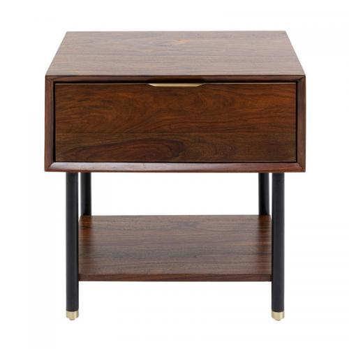 Sängbord | Sidobord Ravello, med låda