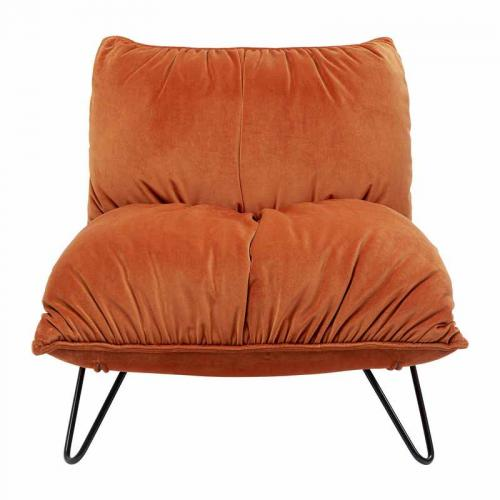 Fåtölj Lounge Pino, Orange