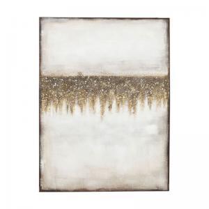 Tavla Sand - Olja på duk 120x90 cm