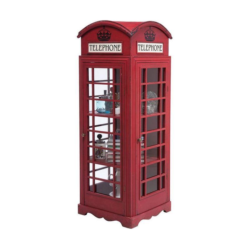 Vitrin London Telephone