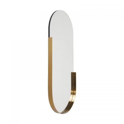 Spegel Hipster Oval 114 cm.