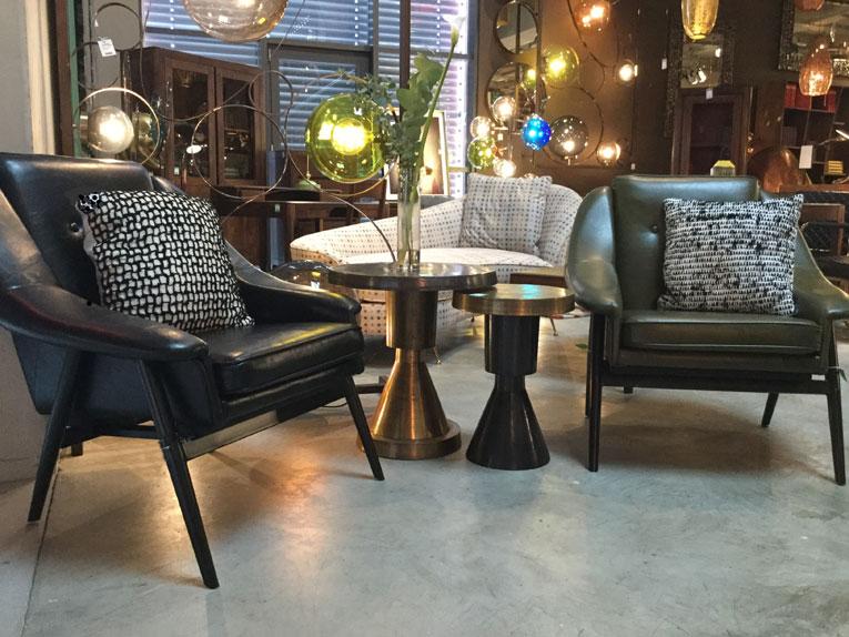 Annorlunda möbler - Wohnzimmer