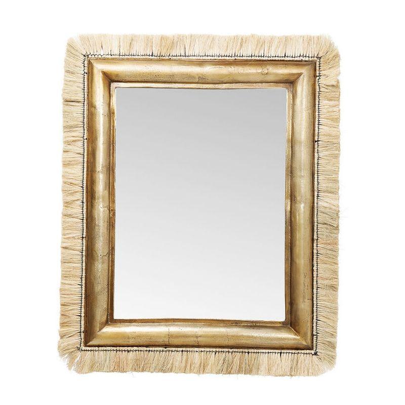 Spegel Sjögräs 117x96 cm