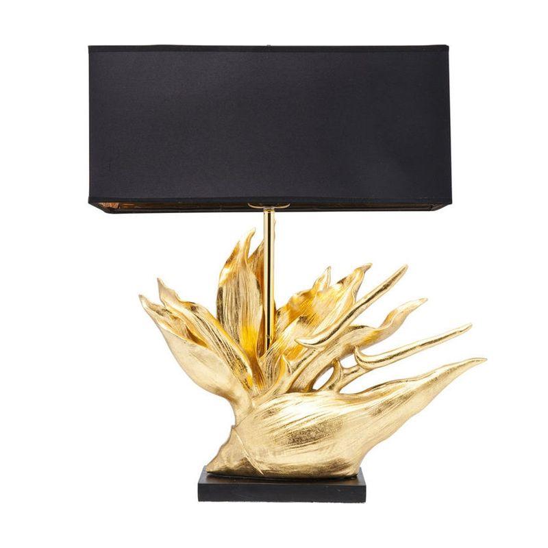 Bordslampa Guldsnäcka