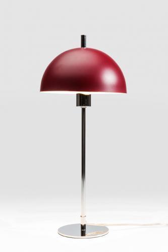 Bordslampa Astra Burgundy