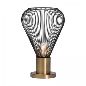 Bordslampa String Metallic