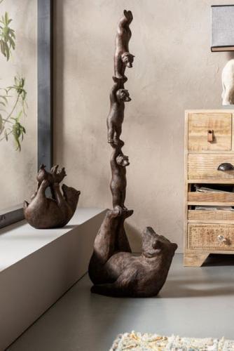 Dekor | Skulptur Familjen Björn