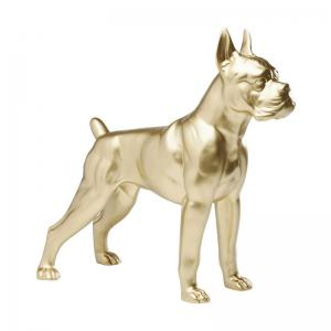 Skulptur | Dekor Golden Doggy