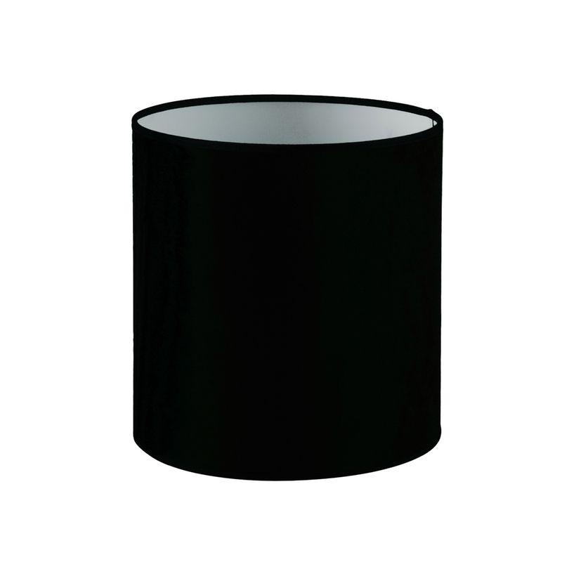 Lampskärm Roma Cylinder svart