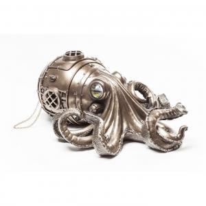 Dekor Steampunk Octopus