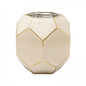 Vas   Dekor Puder Hexagon