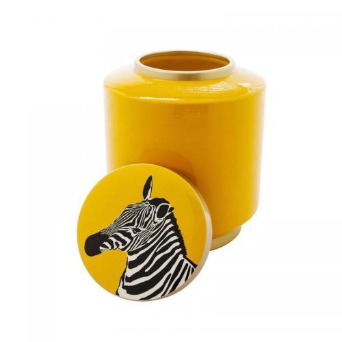 Burk Zebra Gul
