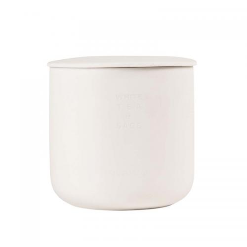 Doftljus White Tea & Sage 55 tim