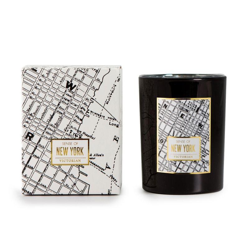 Doftljus Maps New York