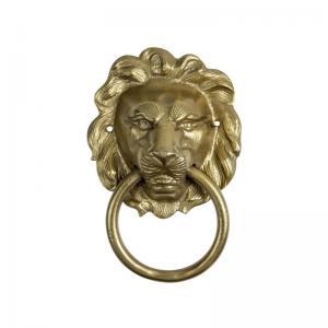Dörrknackare Lion mässing S