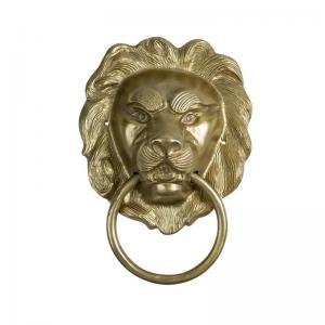 Dörrknackare Lion mässing L