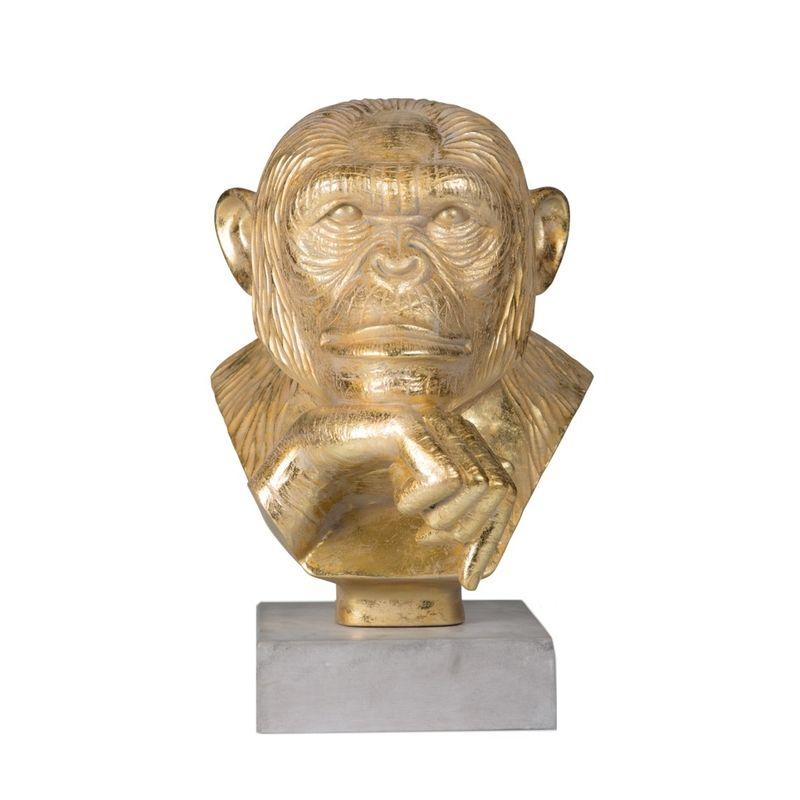 Staty Golden Monkey 42 cm