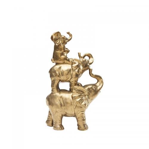 Skulptur Elephant Circus, 45 cm