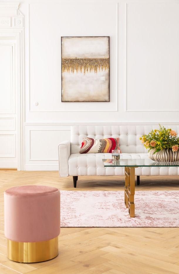 Eleganta inredningsdetaljer och möbler