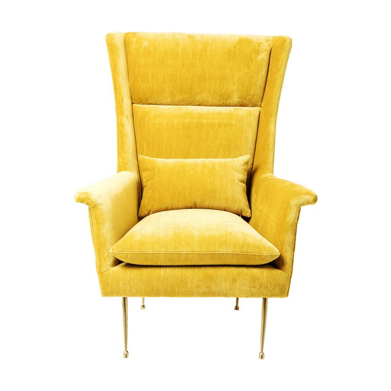Fåtölj Strictly Yellow