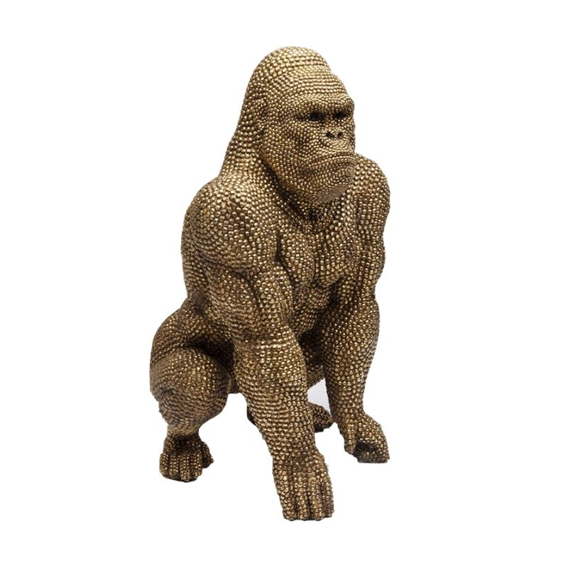 Dekor |Skulptur Nitad Gorilla