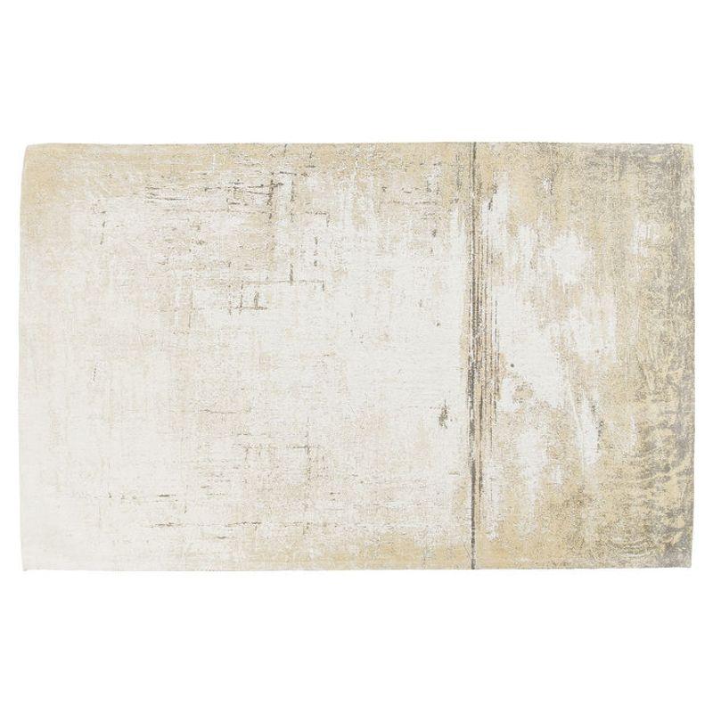 Matta Abstrakt Beige 240x170 cm