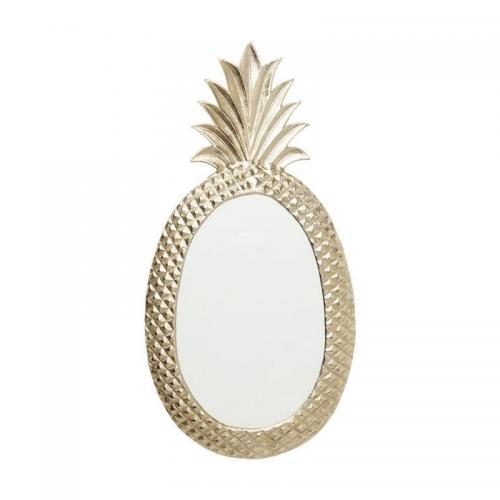Spegel Ananas Guld