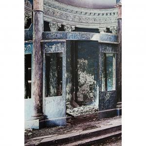 Glastavla Grand Hall 120cm