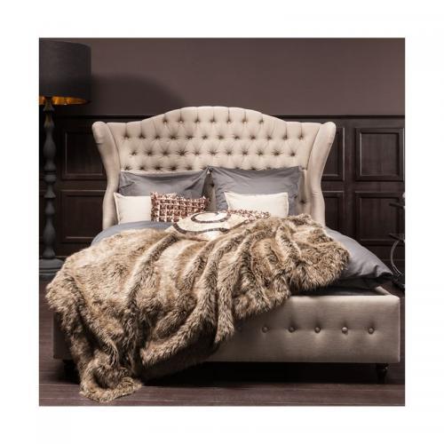 Säng Boudoir Linne 160 cm