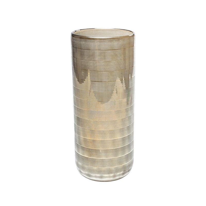 Vas Glascylinder guld