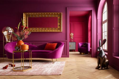 Spegel Palace, guld 200x100 cm
