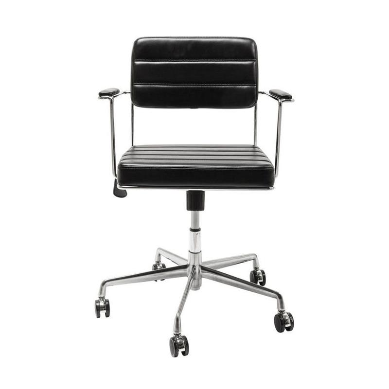 Skrivbordsstol Steady svart