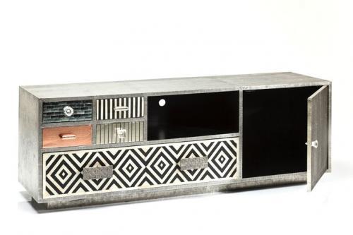 Tv-bänk Chalet