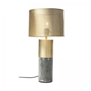 Bordlampa Miami gold