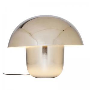 Bordslampa Svampen krom