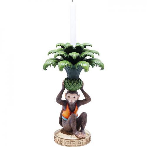 Ljusstake Monkey Man 36 cm