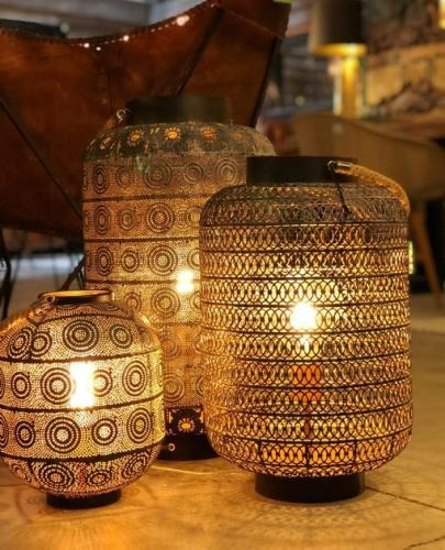 Lampa| Lykta Bali 31 cm