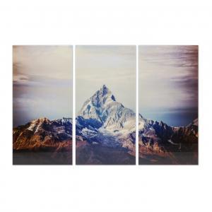 Stor glastavla av Matterhorn - Wohnzimmer.se
