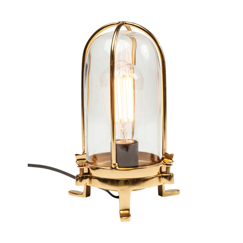 marin inredning lampor