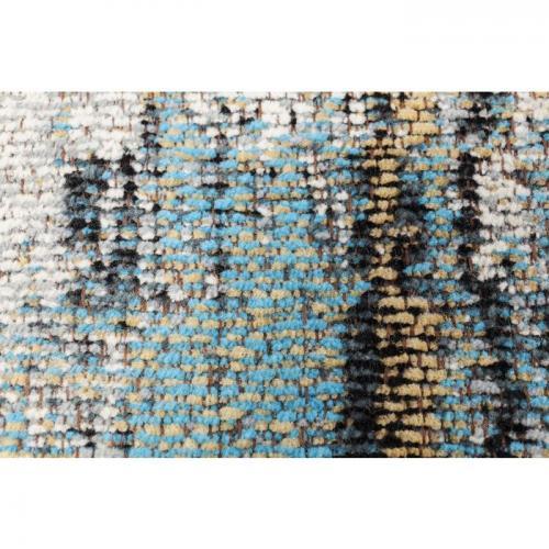 Matta Abstrakt Ljusblå 200x300 cm