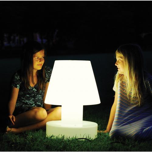 Portabel Lampa med sladd 56 cm