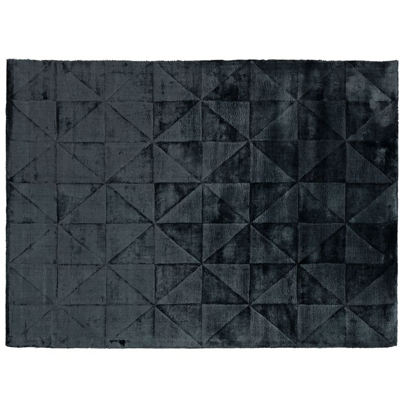 Matta Pyramid Charcoal, 160x230 cm