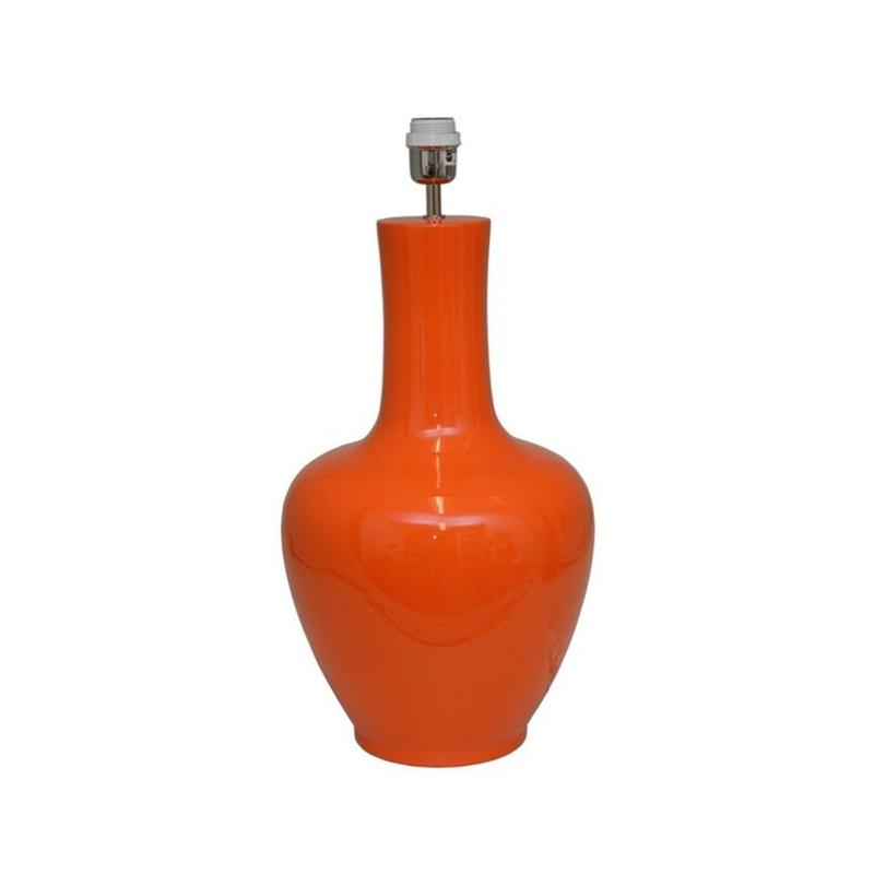 Lampfot Dilbar Orange